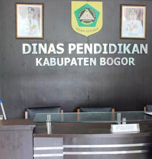 Alamat Sekolah SMP MTs MA SMA SMK di Kabupaten Bogor