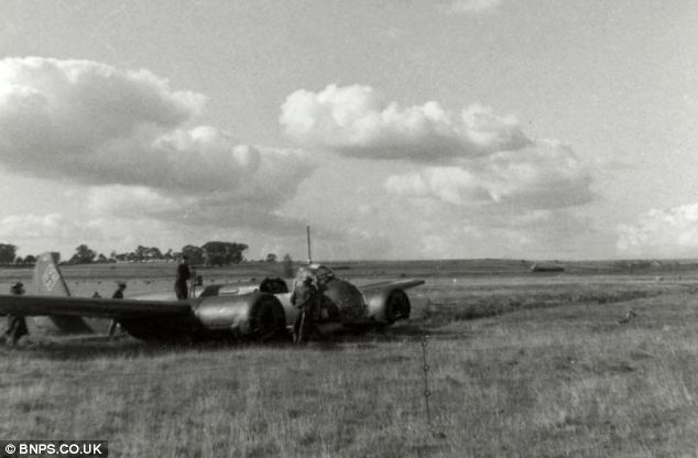 27 September 1940 worldwartwo.filminspector.com Graveney Marsh battle Junkers Ju 88