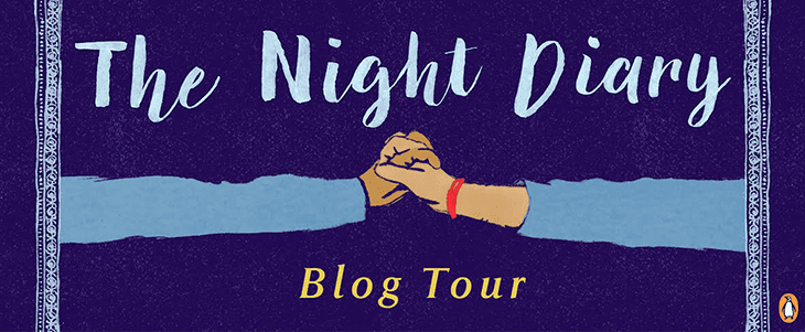 The Night Diary Blog Tour Banner