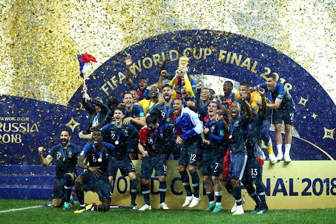 Merayakan Piala Dunia 2018