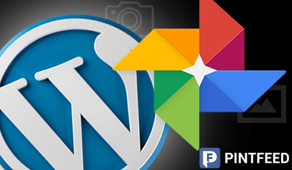 PintFeed | wordpress plus google photos