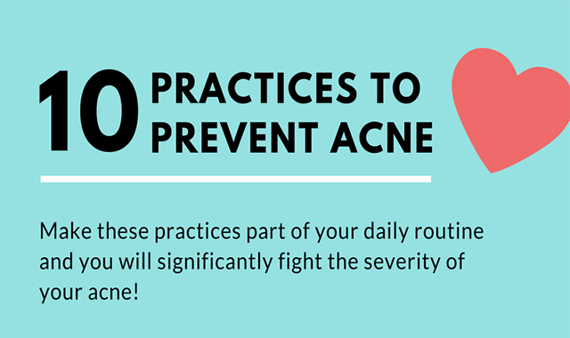 Say Goodbye to Acne: 10 Daily Practices