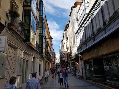 Calle Collado de Soria