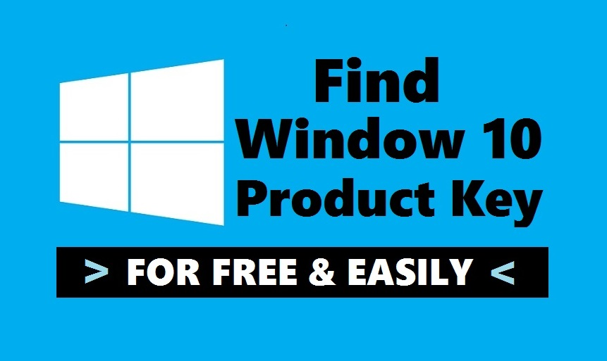How To Find Your Windows 10 Product Key on PC - InfoArena