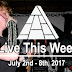 Live This Week: July 2nd - 8th, 2017
