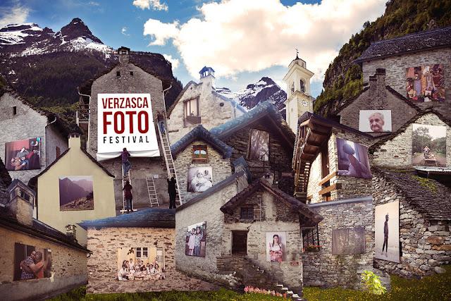 Locandina del Verzasca Foto Festival