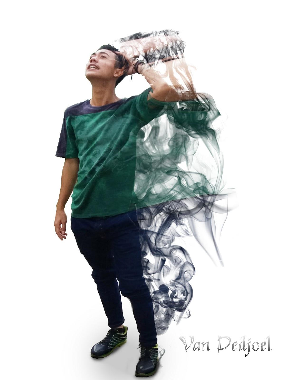 Cara Mudah Membuat Effect Smoke Disintegration dengan Picsart