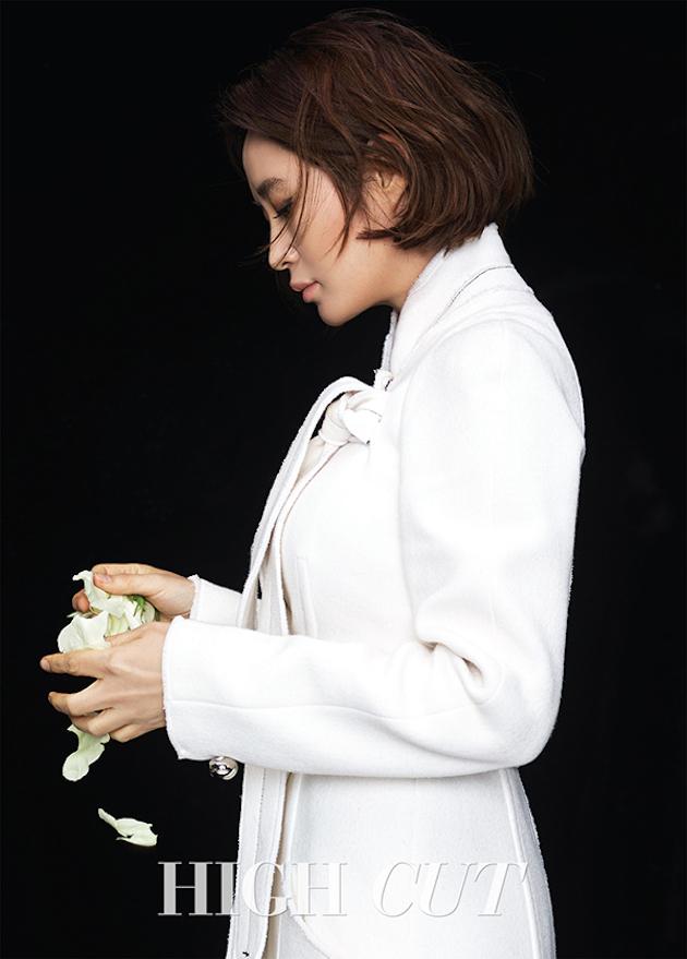 Kim Hye Soo, Kim Hye Soo High Cut, Kim Hye Soo 2016