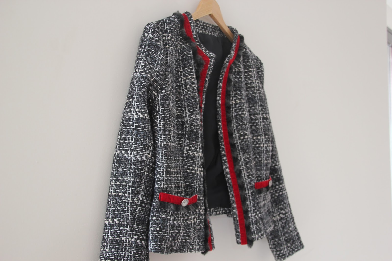 DIY Costura y patrones: Chaqueta de mujer | | Oh, Mother Mine DIY!!