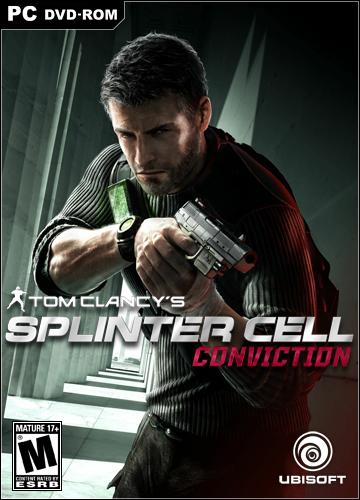 Splinter Cell Conviction 2010 PC Games Download 4.3GB