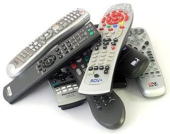 Sejarah Remote TV
