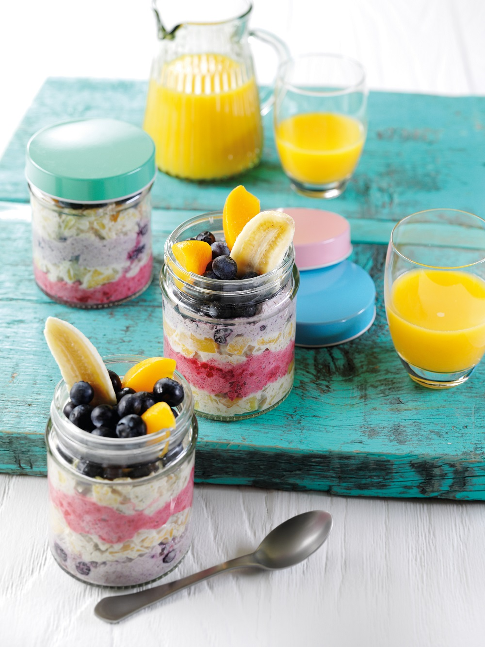 5 Easy Fruity Recipes To Make Up With The Kids