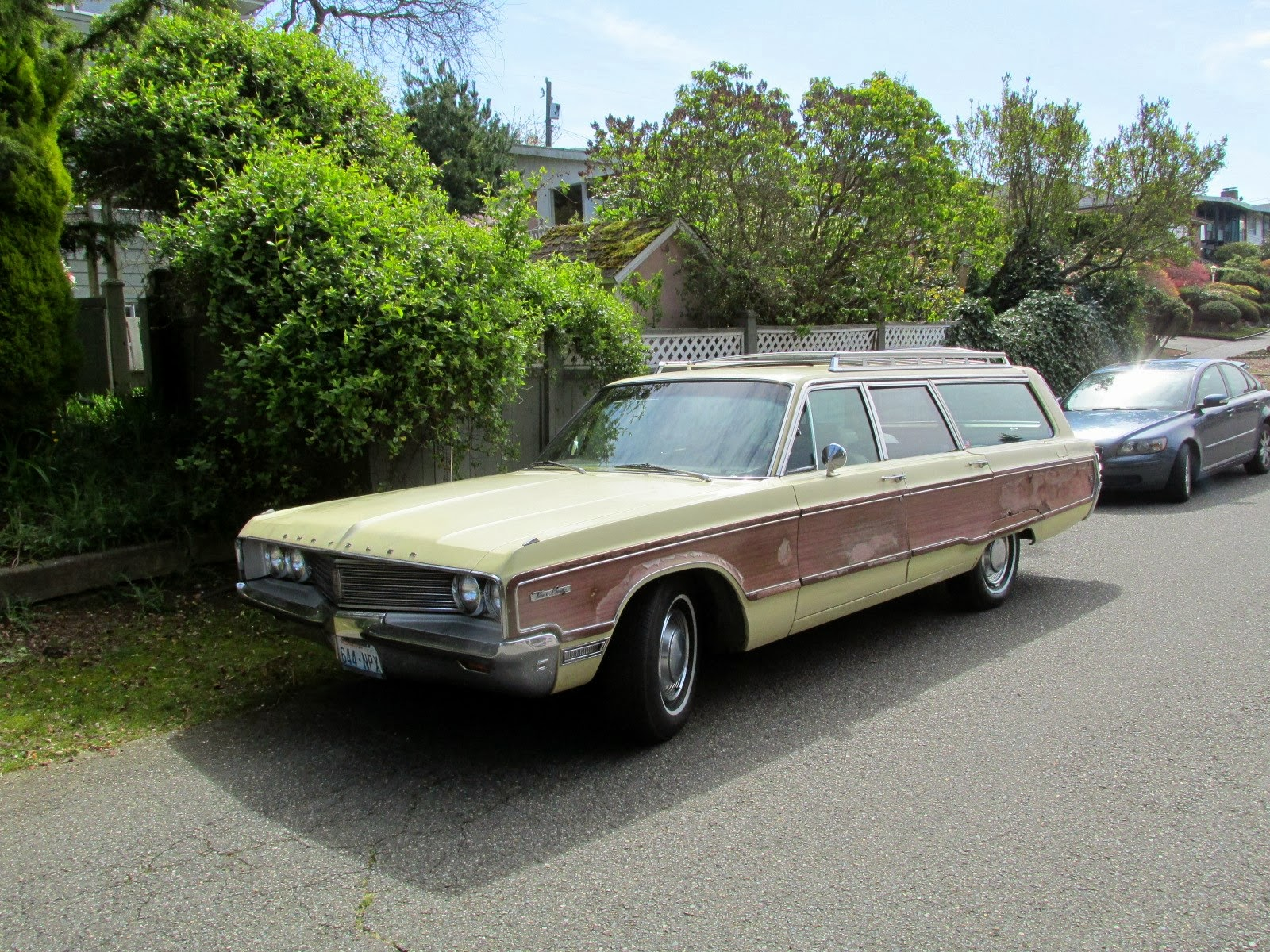 seattle s classics 1968 chrysler town country wagon 1968 Chrysler Newport 1968 chrysler town country wagon