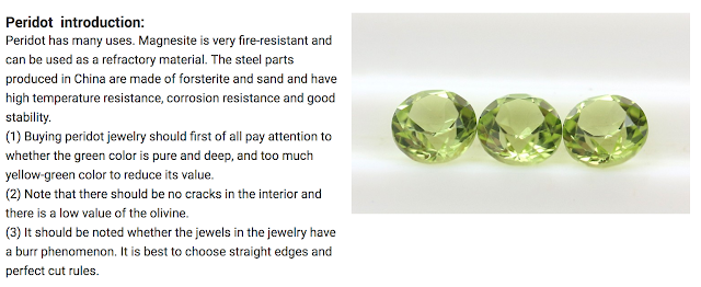 Semi-precious-Peridot-Color-Gemstones-suppliers