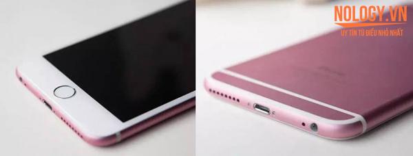 Thiết kế của Iphone 6s plus xách tay