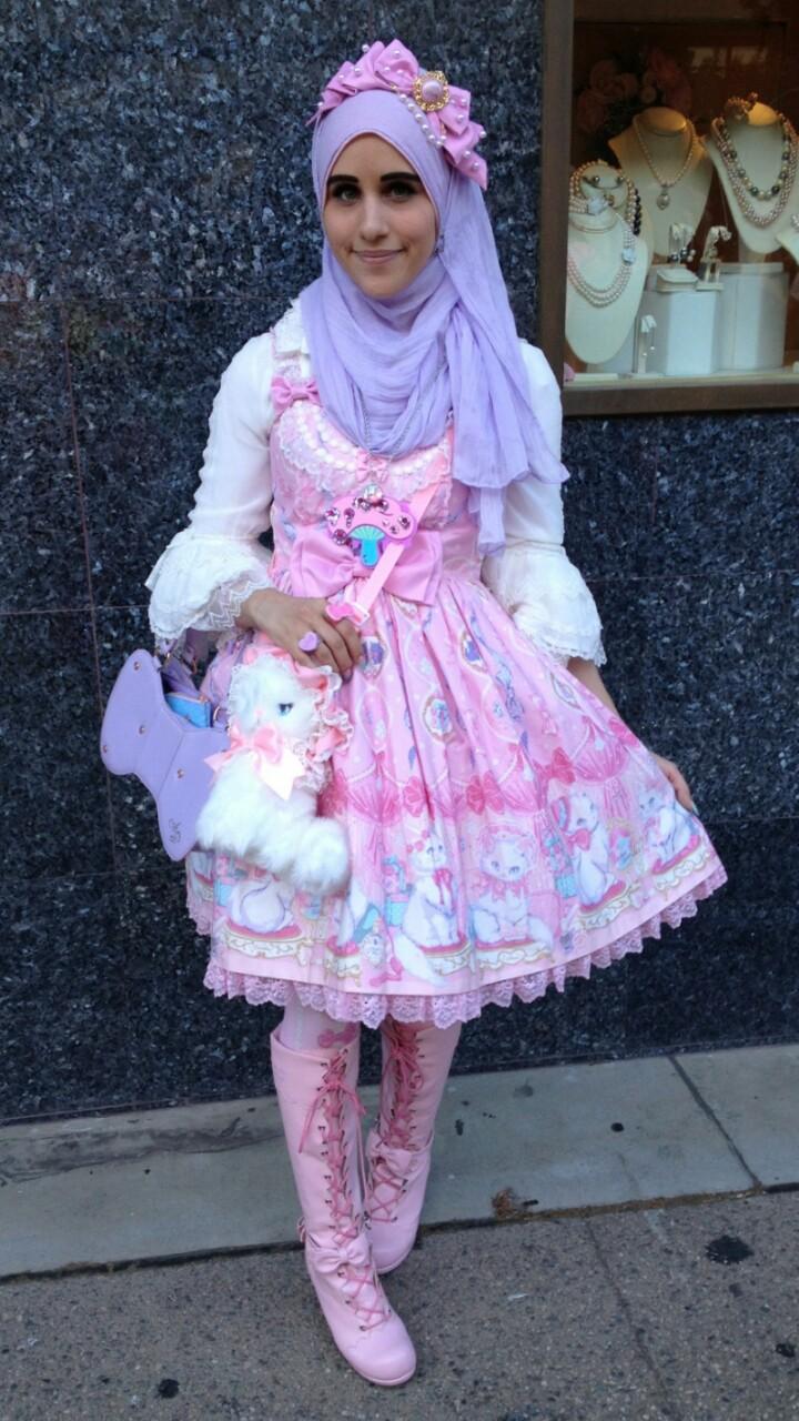 ازياء محجبات مستوحاة الموضة اليابانية tumblr_ns4w1rJxTE1qi