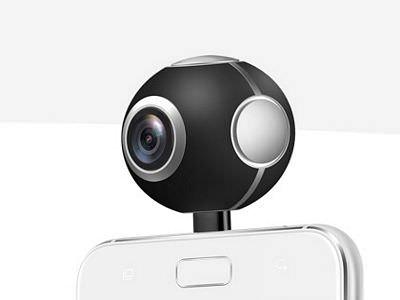 華碩360全景攝影機