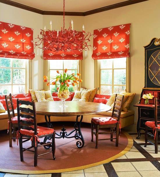 Elite Decor: 2015 Decorating Ideas With Orange Color