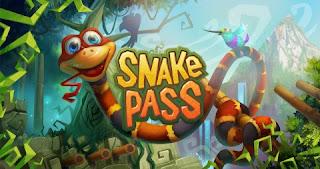Fizika əsaslı, tapmacalarla dolu bir macəra oyunu Snake Pass.
