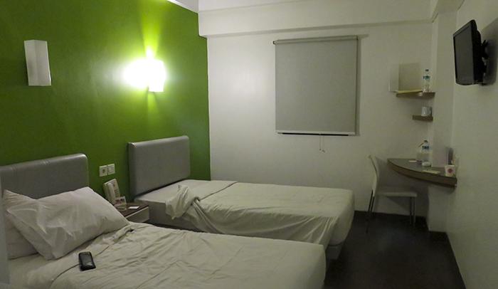 Istirahat di Amaris Hotel