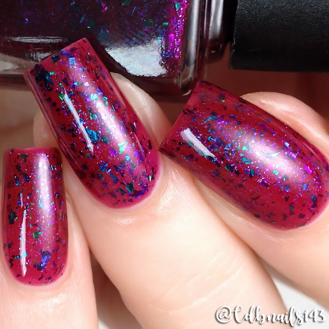 Lollipop Posse Lacquer-One Hundred and Eleven Fish