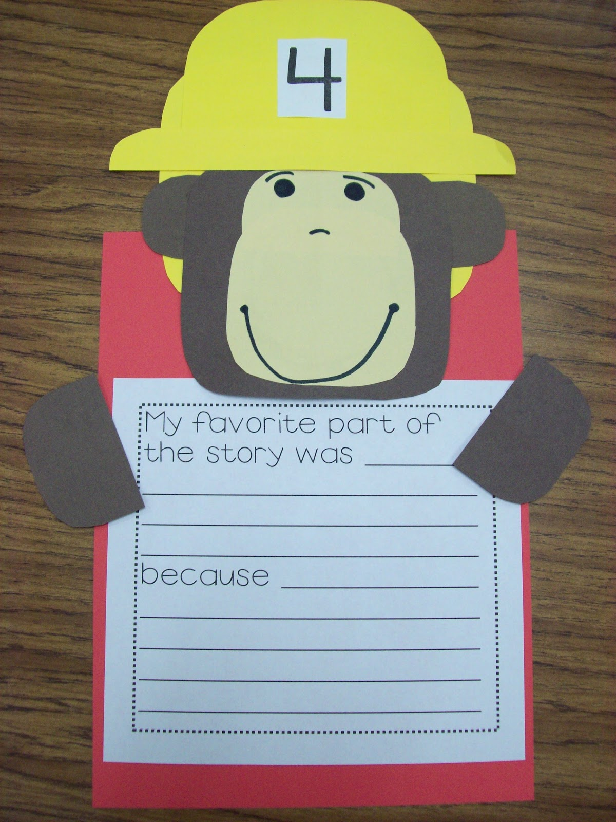 Chalk Talk A Kindergarten Blog Curious George And The