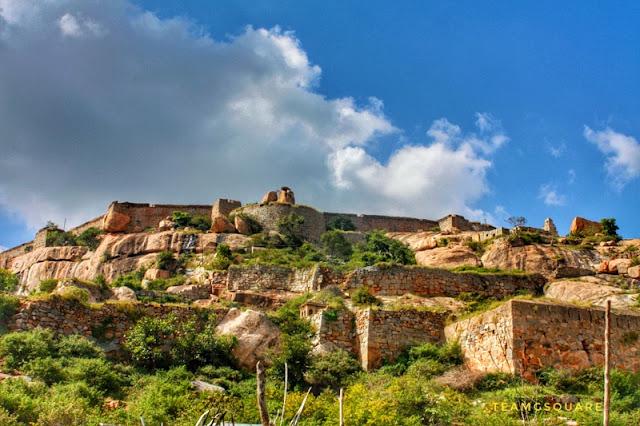 Gummanyakanakote Fort, Karnataka