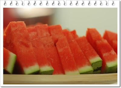 Manfaat buah semangka untuk kecantikan