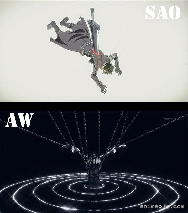 Sword Art Online X Accel World ( SAO X AW ) - Masuk ke zona Zero Fill
