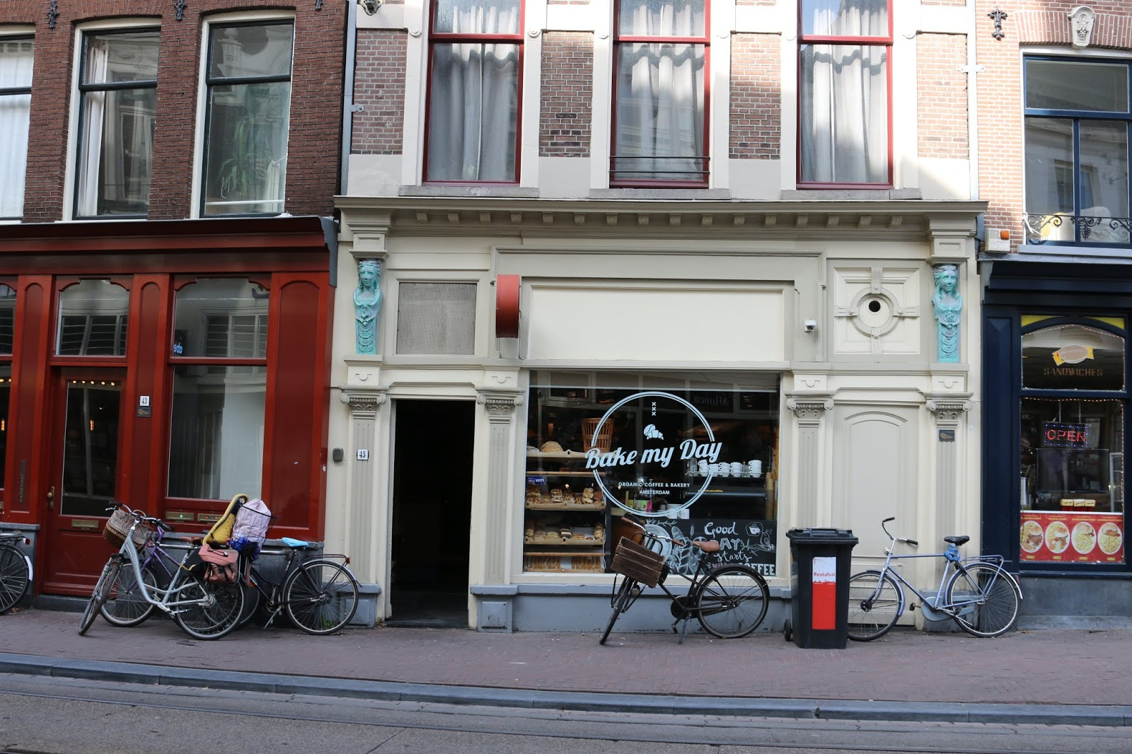 Bake My Day Bakery Amsterdam