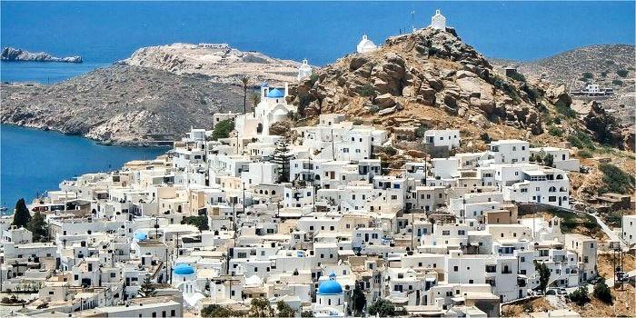 Ios, Cicladi, Grecia