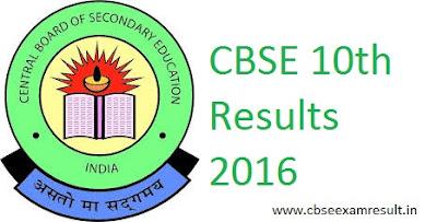 cbse-10th-result-2016