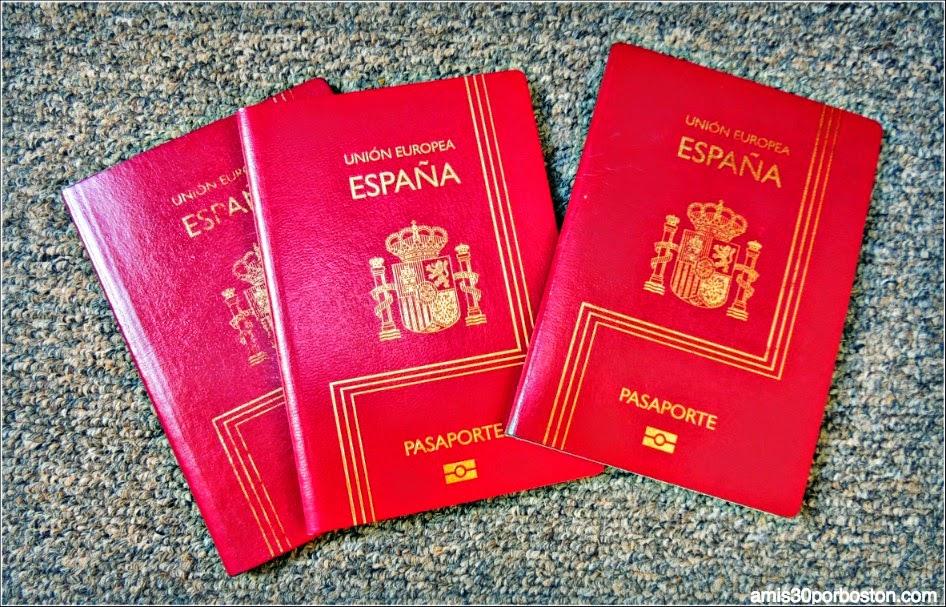 Renovar el Pasaporte Español en el Extranjero