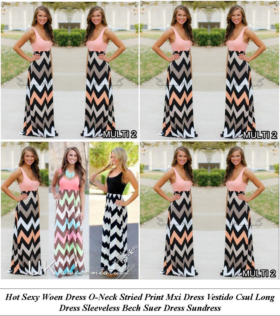 Party Dresses For Women - Next Uk Sale - Midi Dress - Cheap Ladies Clothes