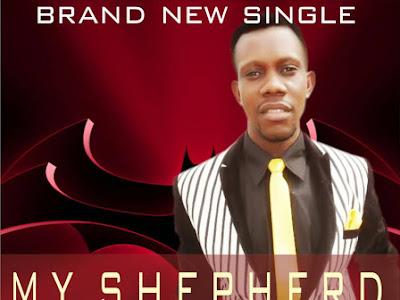 My Shepherd By Sam Prince