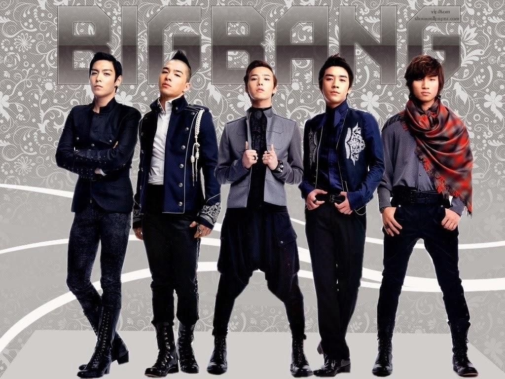 Big Bang Wallpaper - K Pop Boybands Wallpapers Collection