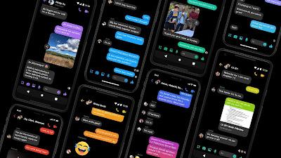 [ลองเล่นแล้วหรือยัง] Facebook Messenger เปิดตัว Dark Mode แล้ว