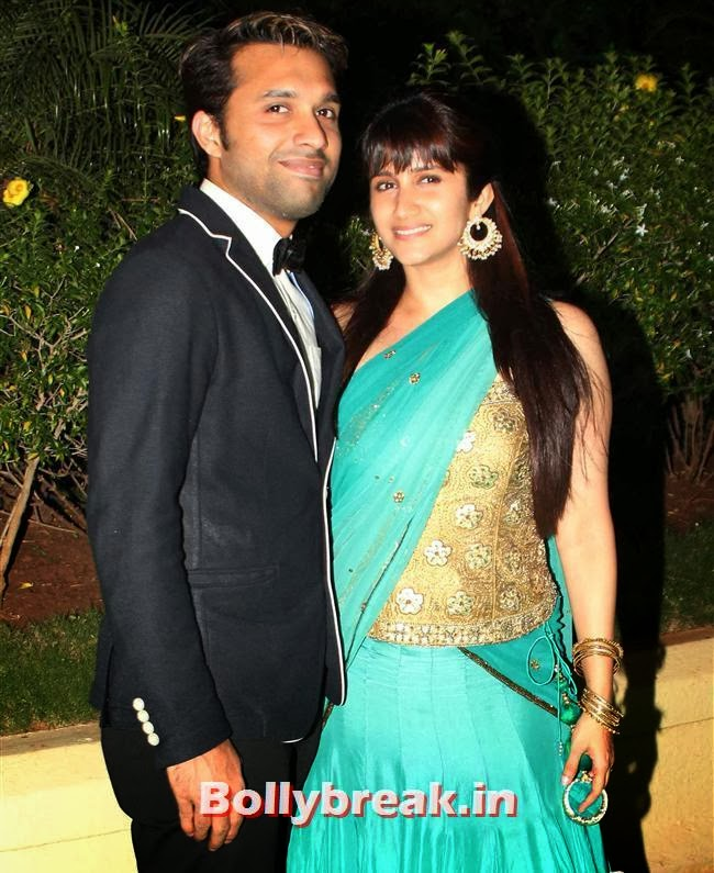 Vishesh Bhatt Wedding Reception, Bollywood Babes at Vishesh Bhatt Wedding Reception