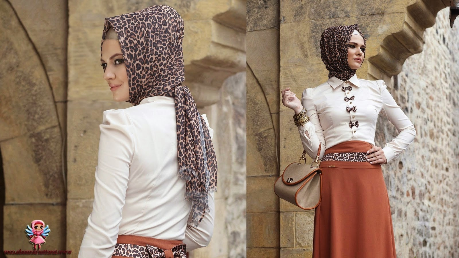 foto jilbab model terbaru