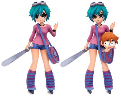 Scott Pilgrim Ramona Flowers Collectible Vinyl Figure by Mondo x Bryan Lee O'Malley