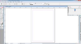 Screenshot 2: Adobe InDesign CS2
