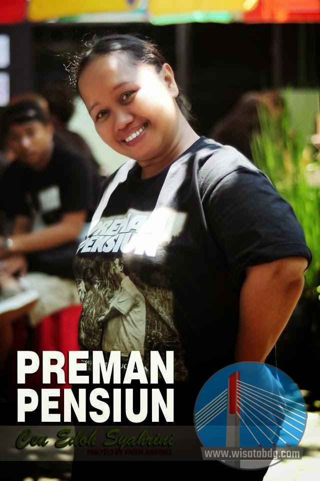 Profil Nining Yuningsih Pemeran Ceu Edoh di Sinetron Preman Pensiun