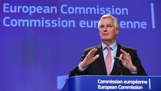 European Union says Brexit negotiations will not finish 'quickly, painlessly'