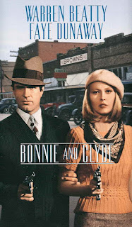 Bonnie & Clyde movie poster