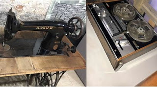 Nigerian Traveller, Nasir Surprise To Find These Items In A Turkish Museum (Photos)