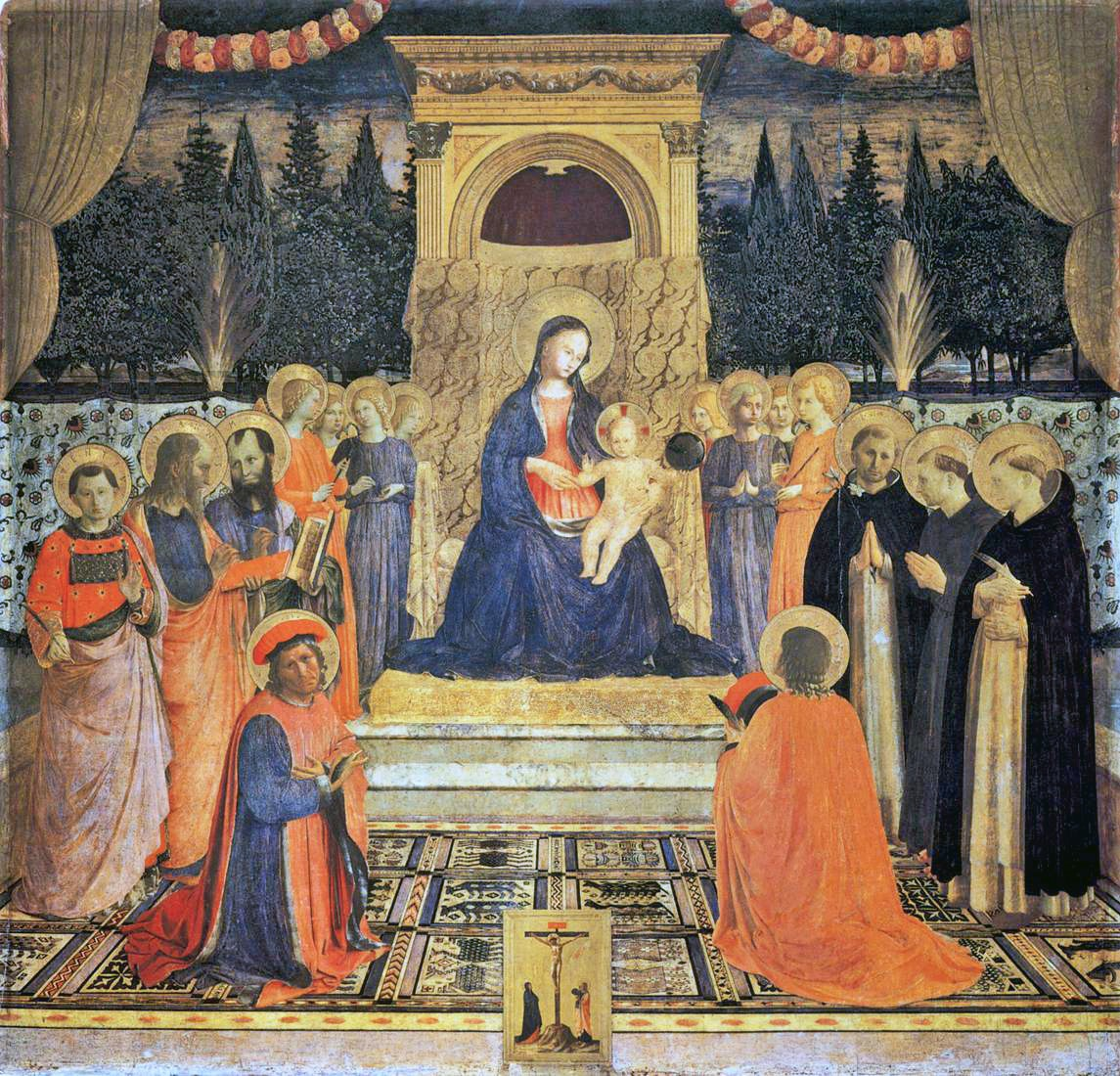 Blessed Fra Angelico Painter Italy On This Day