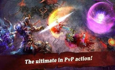 Clash for Dawn Guild War MOD APK v1.6.3 God Mode On Android