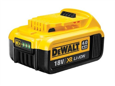 DeWalt DCB182-XJ - Batería carril XR 18V Li-Ion 4,0Ah