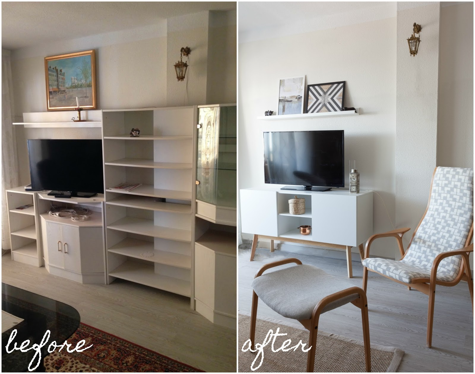 vacation rental makeover
