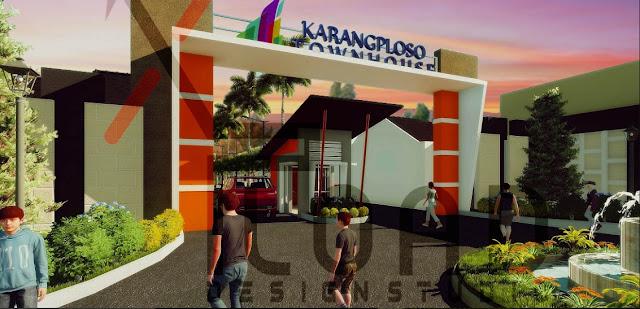 Harga Rumah Karangploso Townhouse Malang